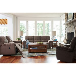 La-Z-Boy Nautilus Reclining Living Room Group