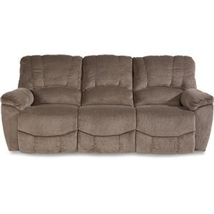 La-Z-Boy Hayes Mushroom La-Z-Time® Full Reclining Sofa