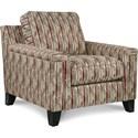 La-Z-Boy Hazel Contemporary Chair with Comfort Core Cushion