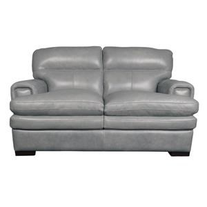 La-Z-Boy Jake Jake Top Grain 100% Leather Loveseat