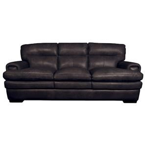 La-Z-Boy Jake Jake 100% Leather Sofa