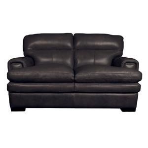 La-Z-Boy Jake Jake 100% Leather Loveseat