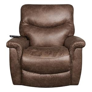 James Power Recliner with Tilt Headrest