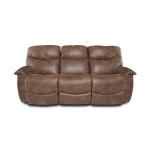 La-Z-Boy 521 La-Z-Time® Full Reclining Sofa in Silt