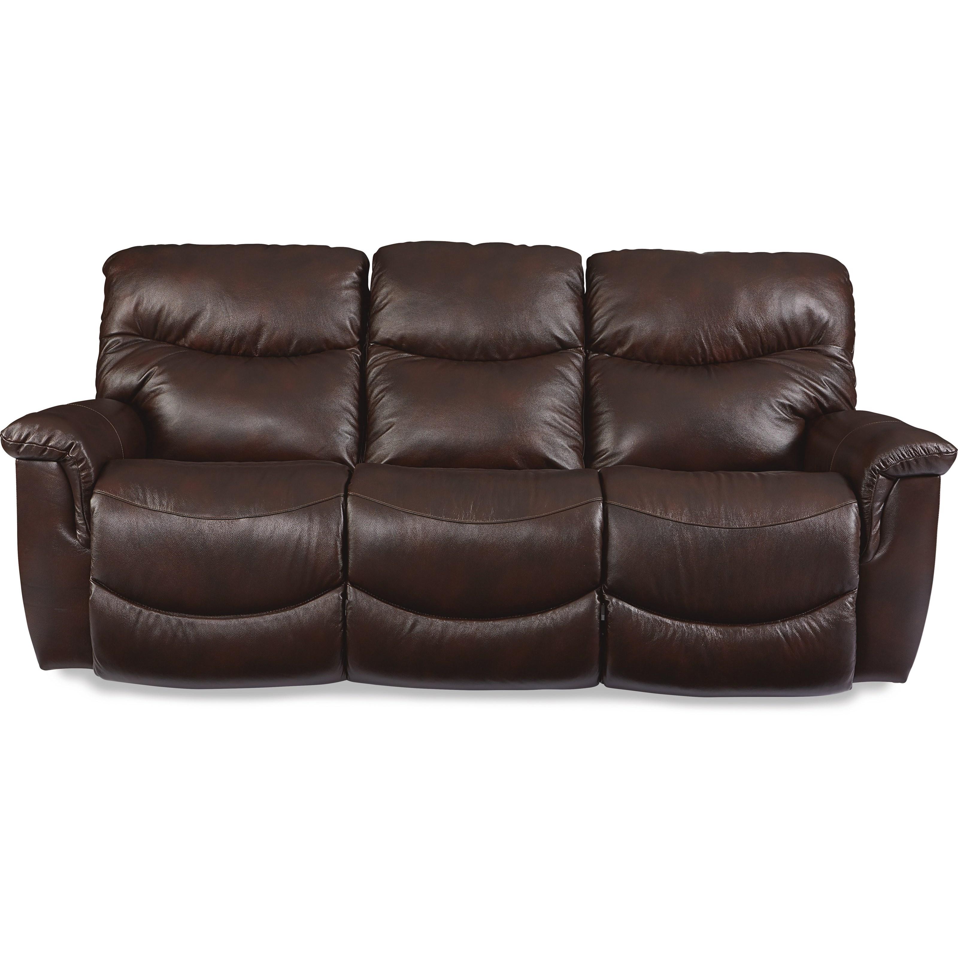 James La-Z-Time® Full Reclining Sofa by La-Z-Boy at Johnny Janosik