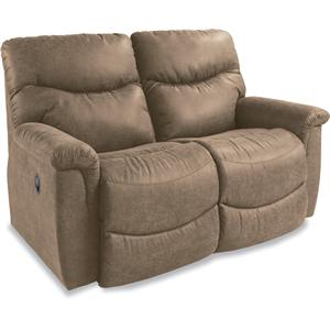 La-Z-Boy James La-Z-Time® Full Reclining Loveseat