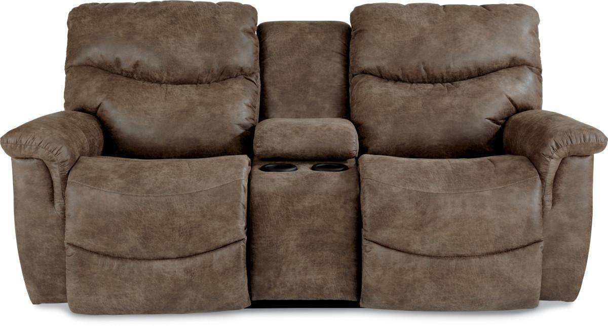 La-Z-Boy James Power Reclining Loveseat with Console - Item Number 49P521RE994767 & La-Z-Boy James Power Reclining Loveseat with Console - HomeWorld ... islam-shia.org
