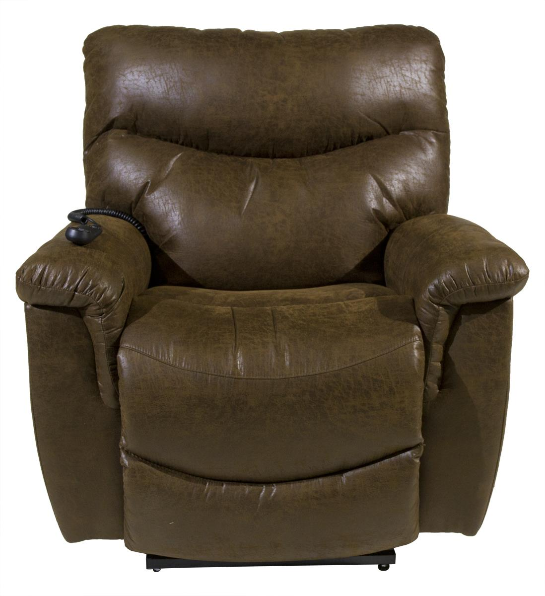 La-Z-Boy James Luxury-Lift® Power Recliner - Item Number: 4LP521 RE994778