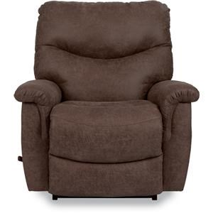 La-Z-Boy 521 RECLINA-ROCKER® Recliner in Palance Sable