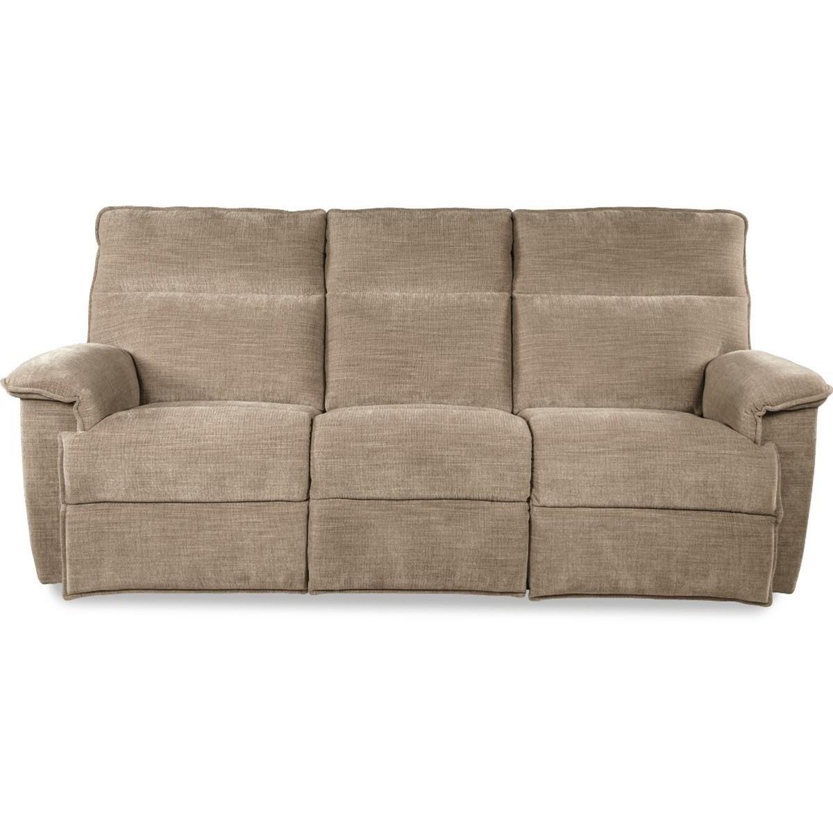 PowerRecline Reclining Sofa w/ Pwr Headrests