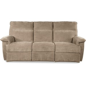 La-Z-Boy Jay PowerRecline Reclining Sofa w/ Pwr Headrests
