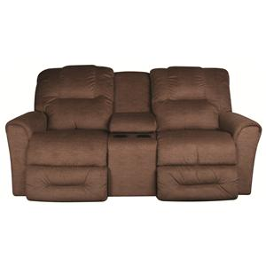 La-Z-Boy Easton Easton Reclining Loveseat with Console