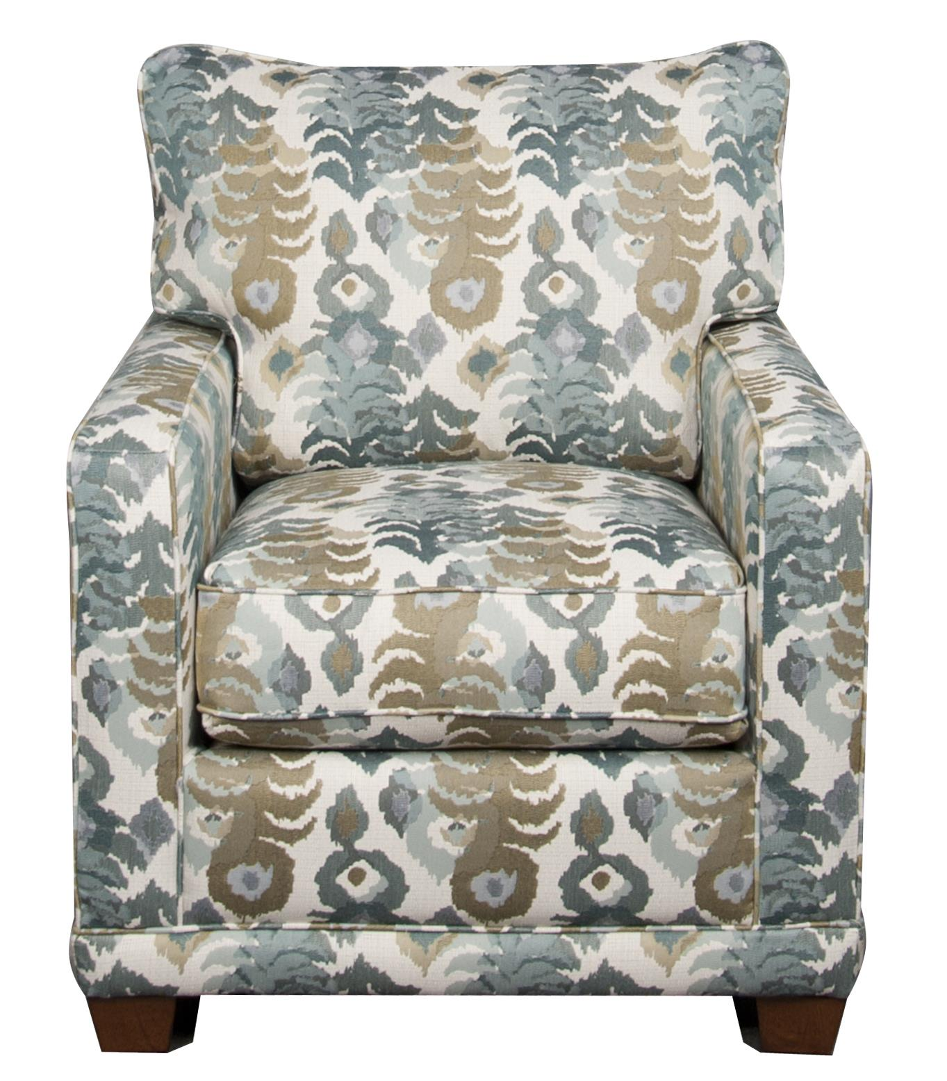 La-Z-Boy Kennedy Kennedy Chair with Gel Cushion - Item Number: 412883810