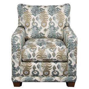 La-Z-Boy Kennedy Kennedy Chair with Gel Cushion