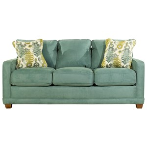 La-Z-Boy Kennedy SUPREME-COMFORT? Queen Sleep Sofa