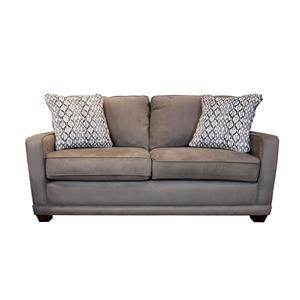 Transitional Apartment-Size Sofa