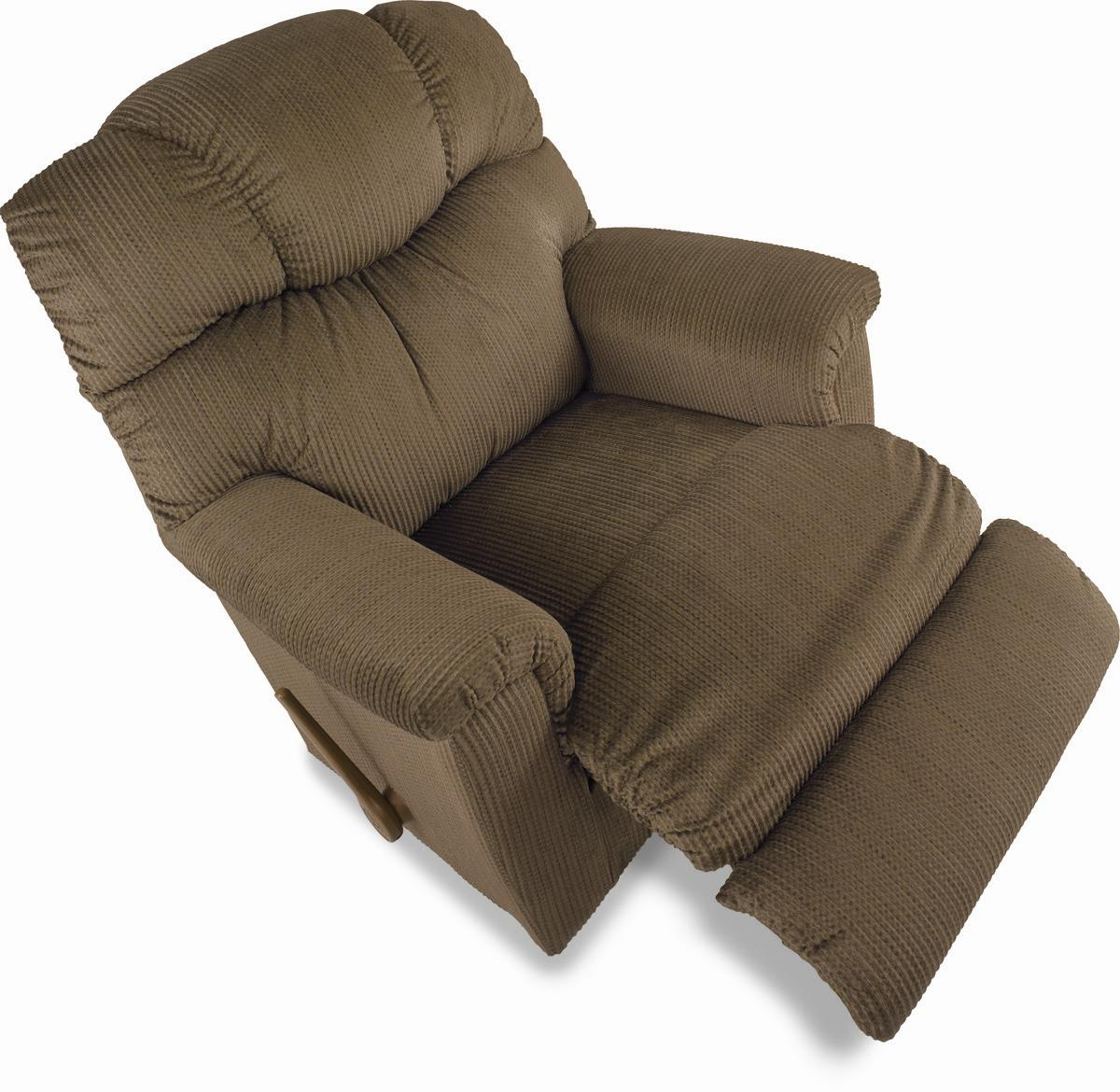 La z boy lancer 010515 reclina rocker reclining chair for Bulldog pad over chaise rocker recliner