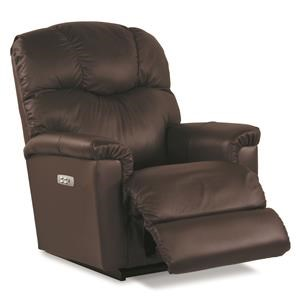 La-Z-Boy Lancer Lancer Leather-Match* Rocker Recliner