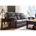 La-Z-Boy Lancer La-Z-Time® Full Reclining Sofa
