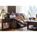 La-Z-Boy Lancer Power La-Z-Time® Full Reclining Sofa