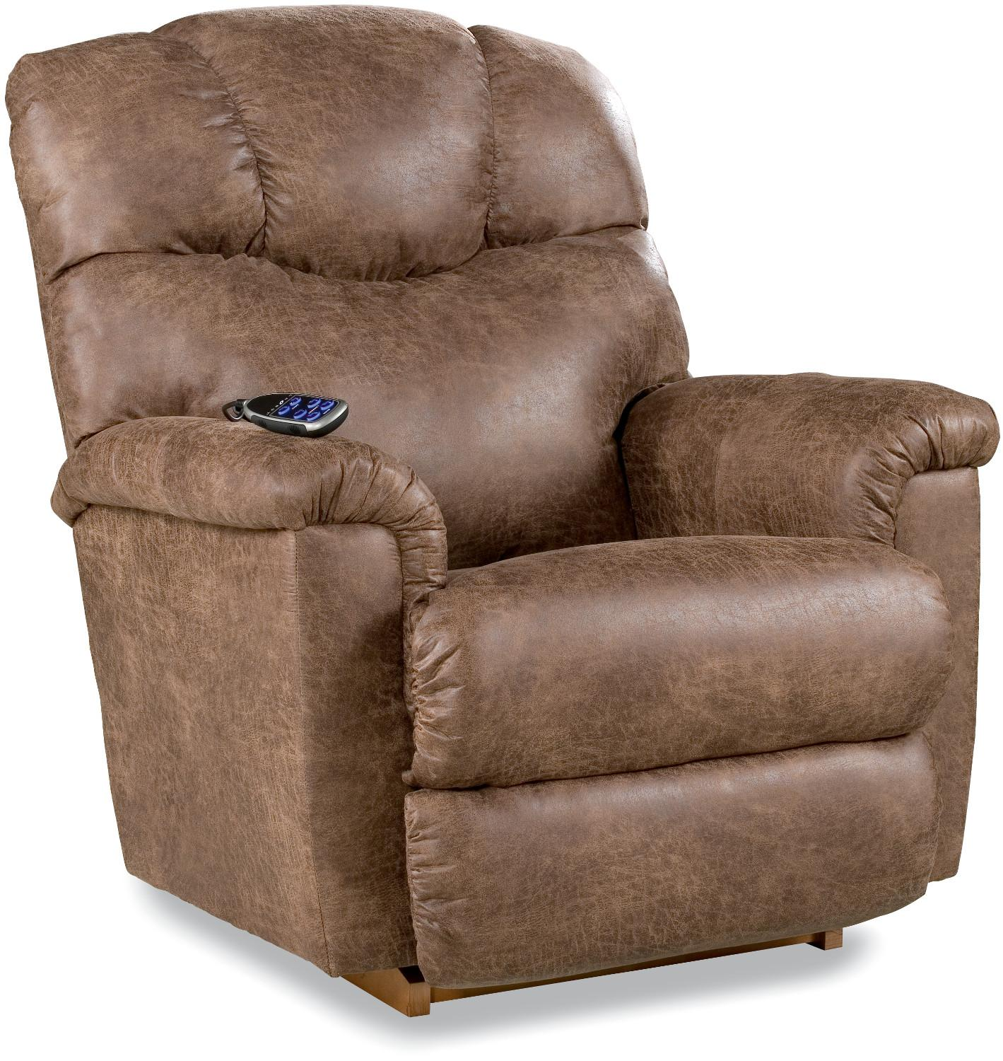 La Z Boy Lancer Power Recline Xr Reclina Rocker 174 Recliner