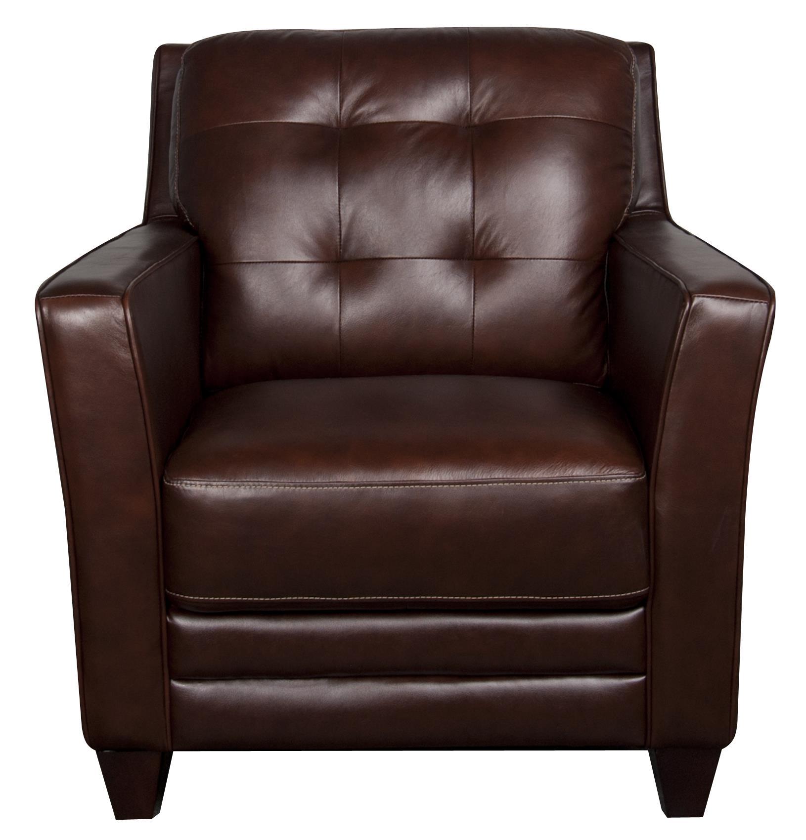La-Z-Boy Lark Lark Leather-Match* Chair - Item Number: 112954769