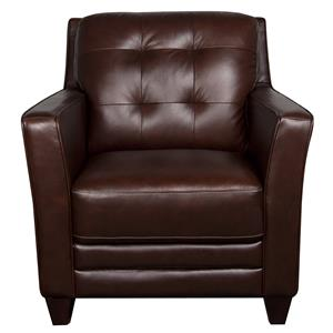 La-Z-Boy Lark Lark Leather-Match* Chair