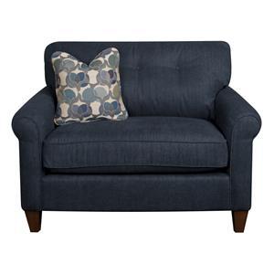 La-Z-Boy Laurel Laurel Chair and a Half