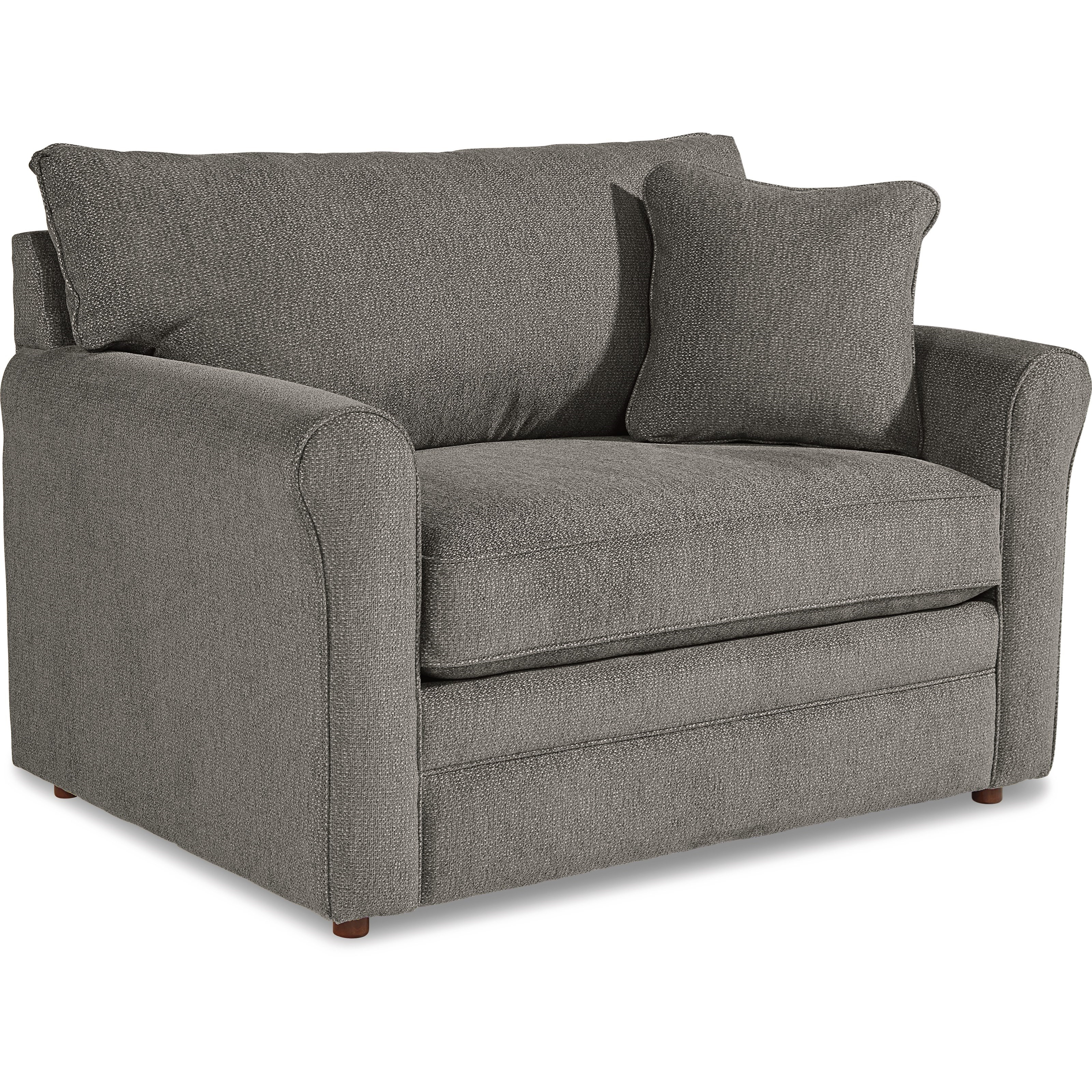 La Z Boy Leah Supreme Comfort Twin Sleeper Conlin S Furniture Sleeper Sofas