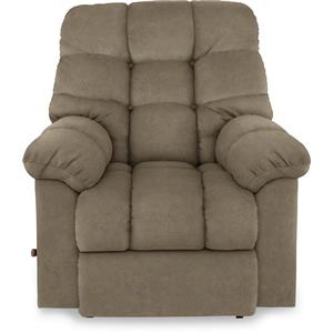 La-Z-Boy Fabric Canyon Rocker Recliner
