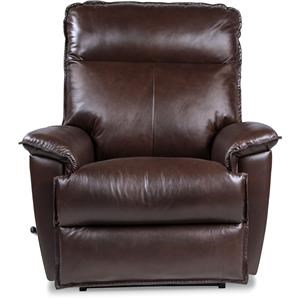 La-Z-Boy Recliners Jay Chocolate Leather Reclina-Rocker® Reclin