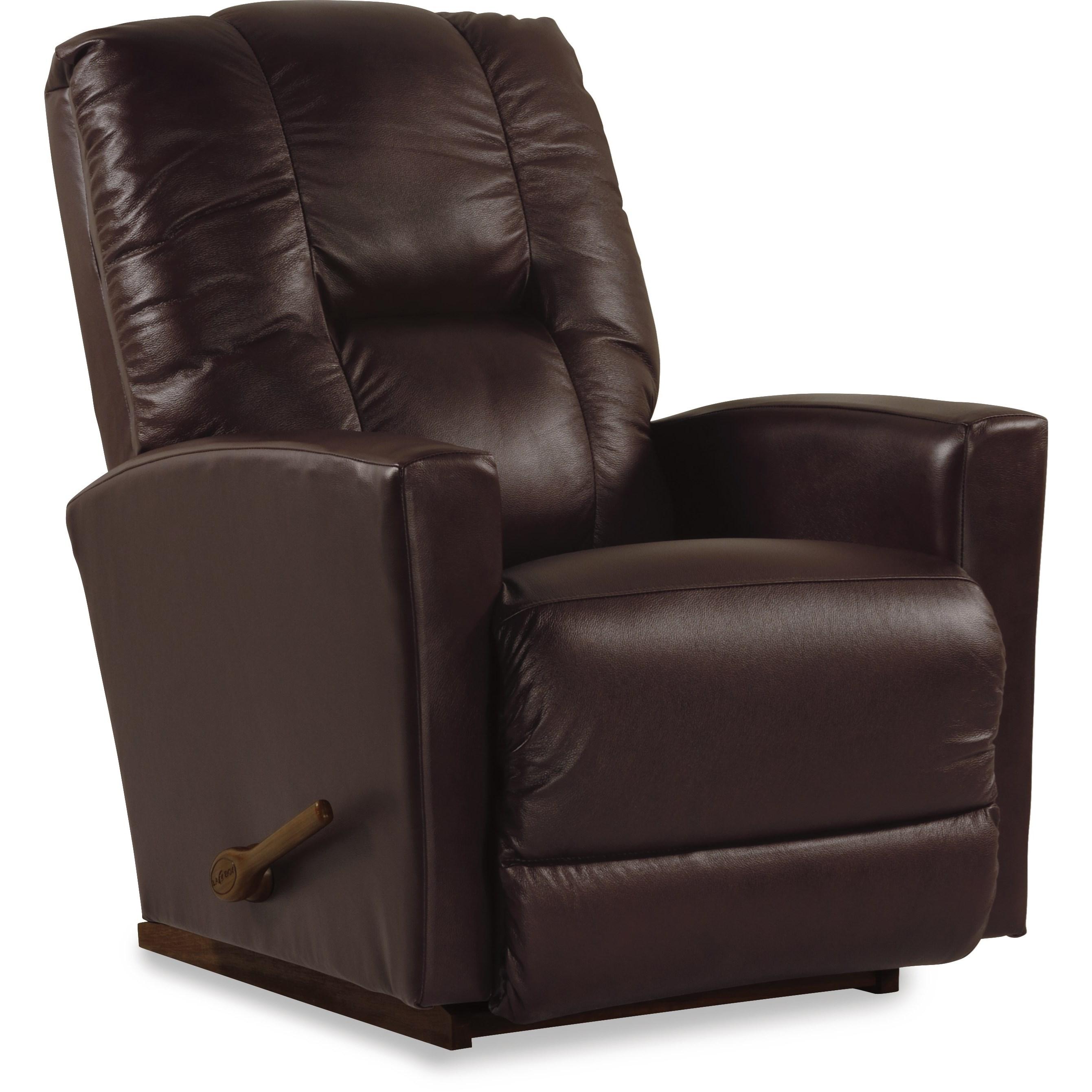La z boy recliners casey reclina rocker recliner for Meuble brick sherbrooke
