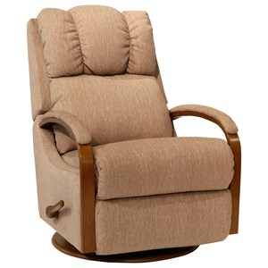 La Z Boy Recliners Midtown Contemporary High Leg Recliner