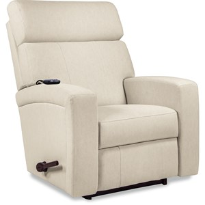 Agent 2-Motor Massage & Heat RECLINA-ROCKER®