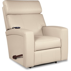 La-Z-Boy Recliners Agent 2-Motor Massage & Heat RECLINA-ROCKER®