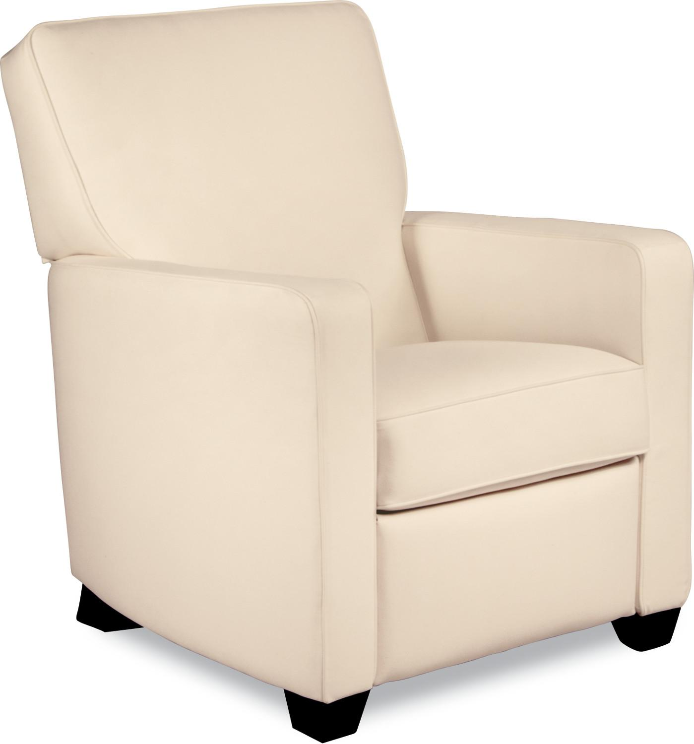 La Z Boy Recliners Midtown Contemporary High Leg Recliner Reid S Furniture High Leg Recliners