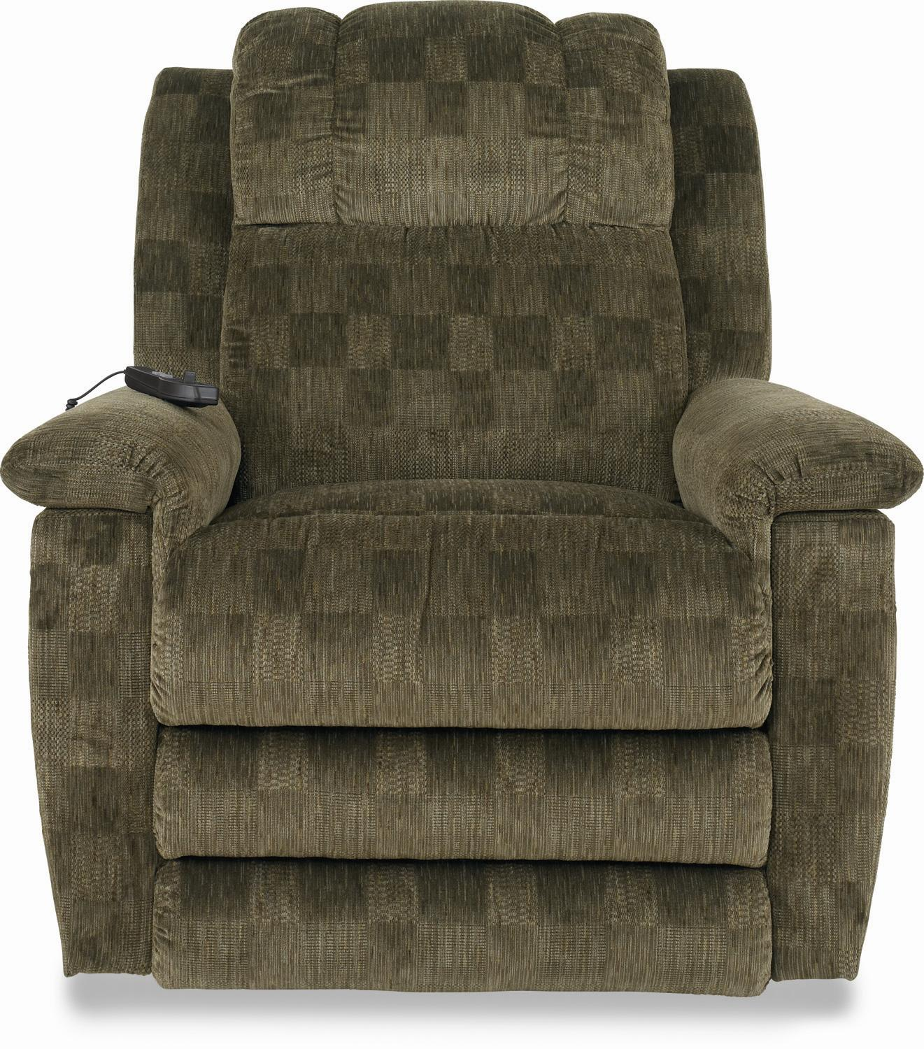 La Z Boy Recliners Clayton Luxury Lift Power Recliner with Heat