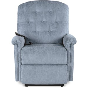 La-Z-Boy Recliners Ally Silver Luxury Lift® Power Recliner