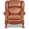 La-Z-Boy Recliners Buchanan High Leg Recliner - Item Number: 968029f