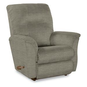 La-Z-Boy Fabric Gabe Platinum Rocker Recliner