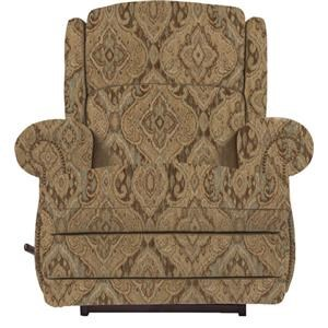 La-Z-Boy Fabric Kirkwood Brownstone Rocker Recliner
