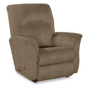 La-Z-Boy Fabric Gabe Tobacco Wall Hugger Recliner