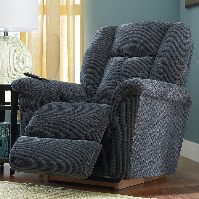La-Z-Boy Recliners Jasper Power-Recline-XR RECLINA-ROCKER® Recliner ... 875daa8db