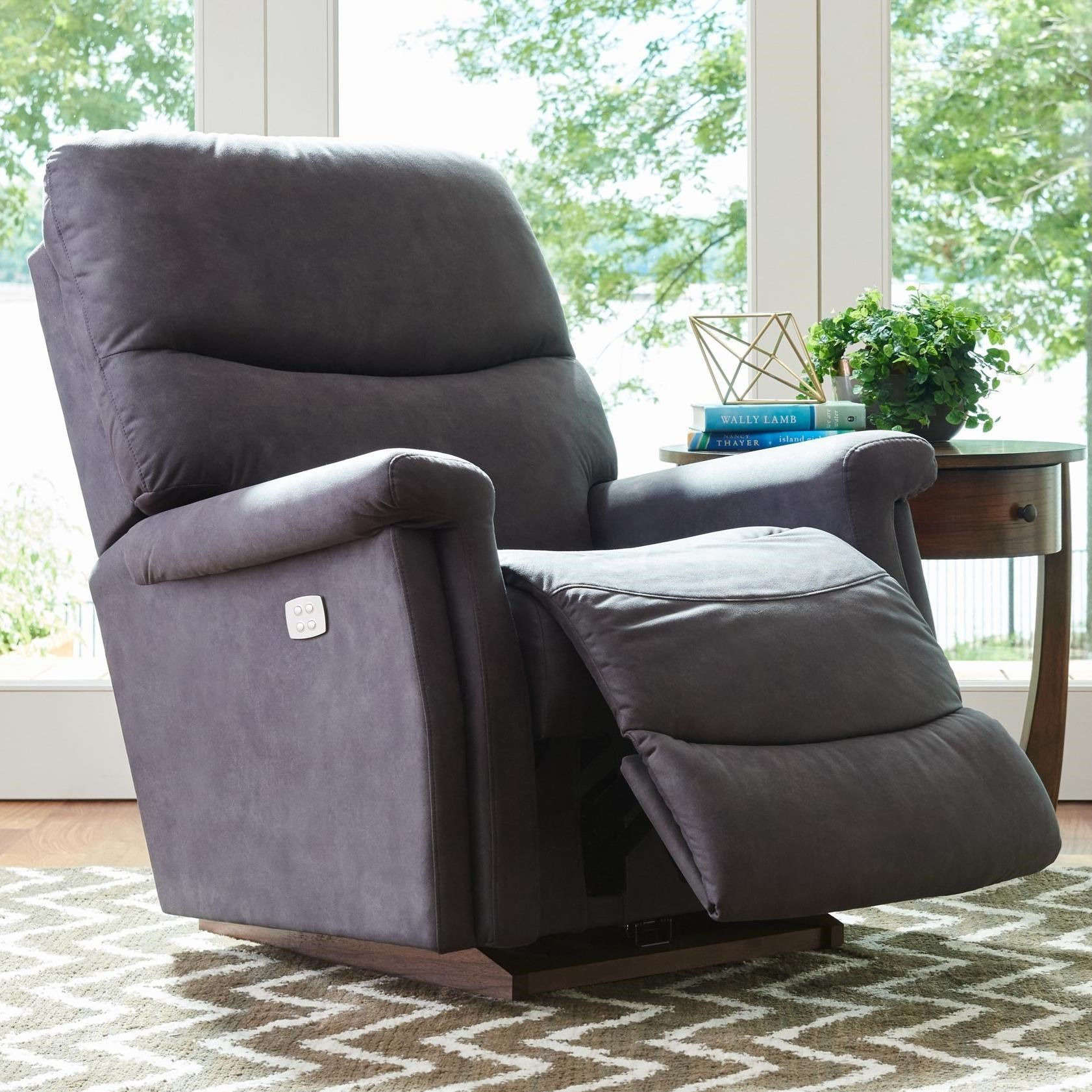 Baylor Lzb Recline Xrw Wall Saver Recliner By La Z Boy