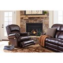 La-Z-Boy Recliners Kirkwood Power-Recline-XRw Wall Saver Recliner