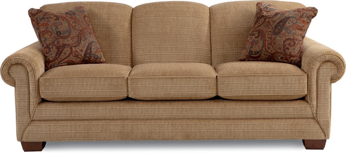 La Z Boy Mackenzie Queen Sleep Sofa   Item Number: 510435C995243