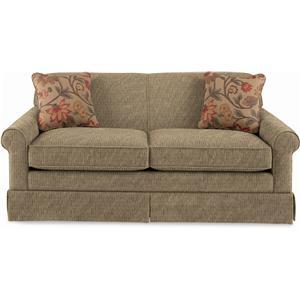 La Z Boy Madeline Supreme Comfort Full Sleep Sofa Gill Brothers