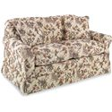 La-Z-Boy Madeline Upholstered Love Seat with Skirted Base