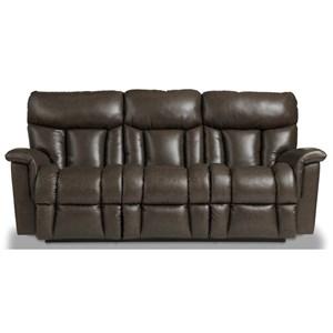 Power Wall Reclining Sofa w/ Headrest & Lumb