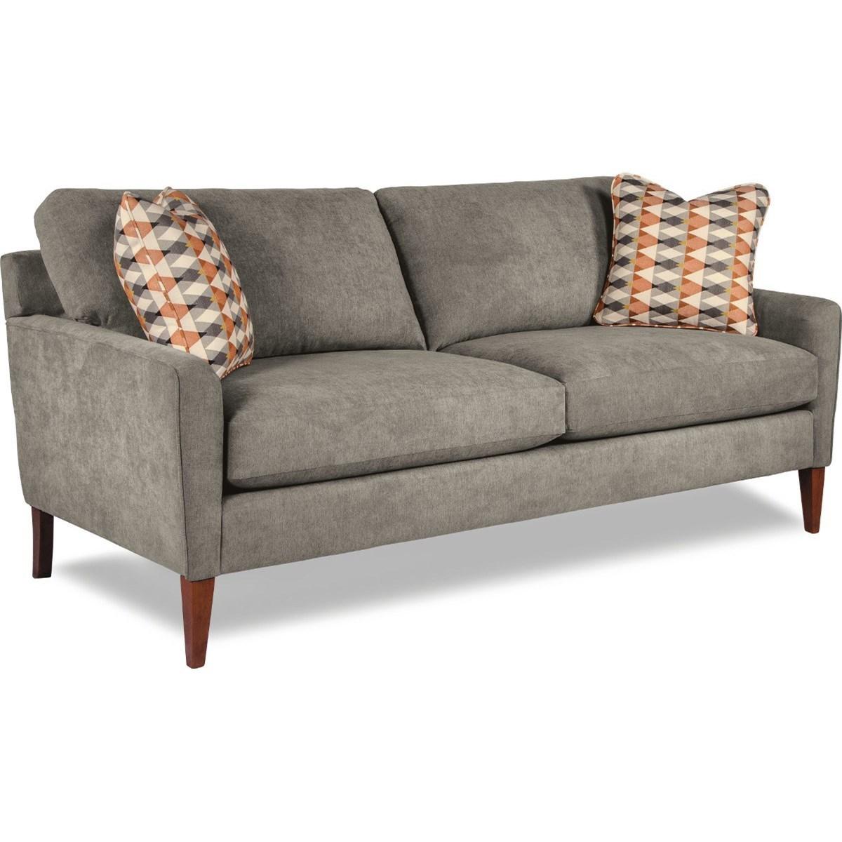 La-Z-Boy McKinney 610680 Mid-Century Modern Sofa | Coconis Furniture ...